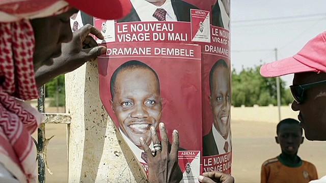 Mali heads to polls
