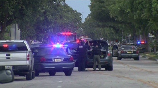 Fatal standoff in Florida