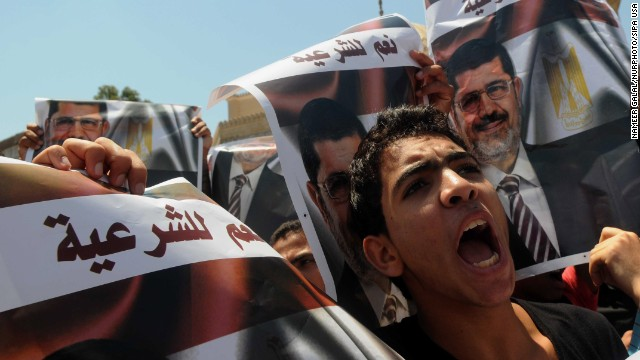 Accusations after Egypt deaths
