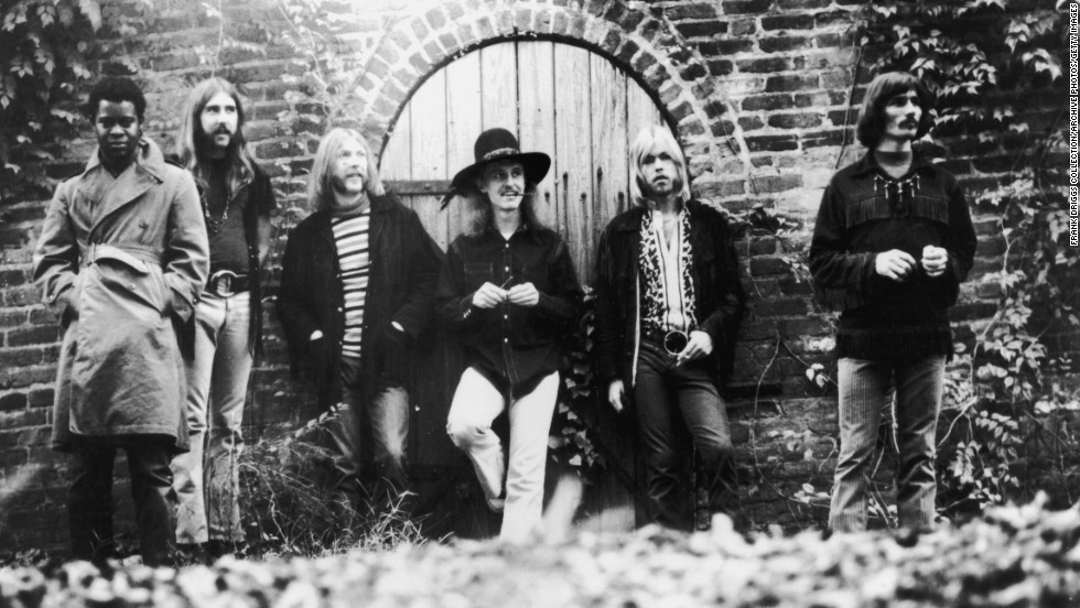 "Another Southern rock group, The Allman Brothers Band, also covered ""Call Me the Breeze."""