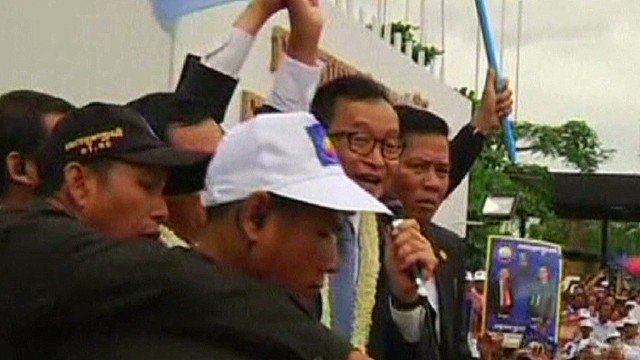 Cambodia election biggest in 20 years