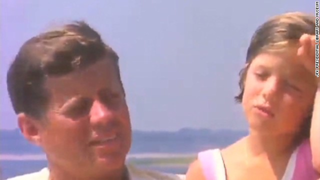 See John F. Kennedy's vacation footage