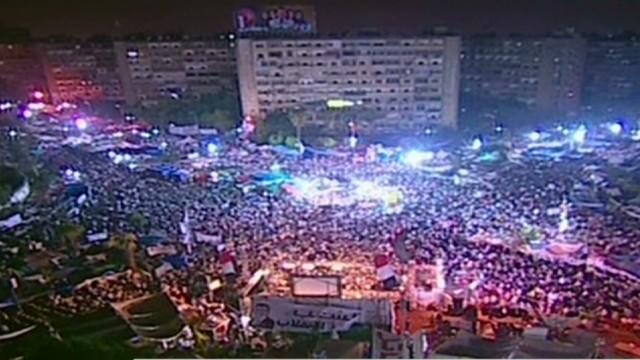 Endgame coming to Egypt?
