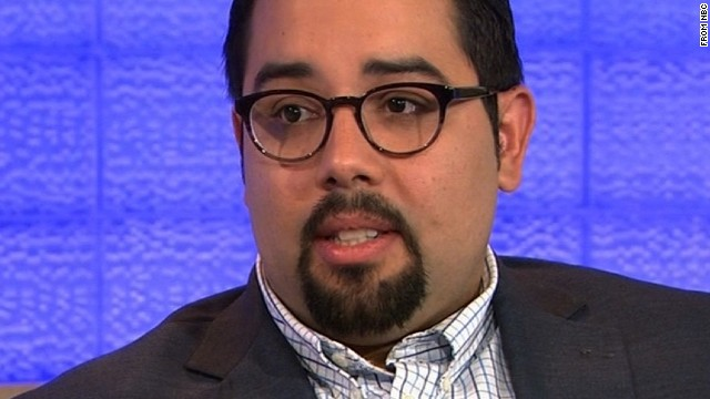 """Anthony Castro on his father: """"He wasn't a monster 24/7, but if you crossed him, there would be consequences."""""""
