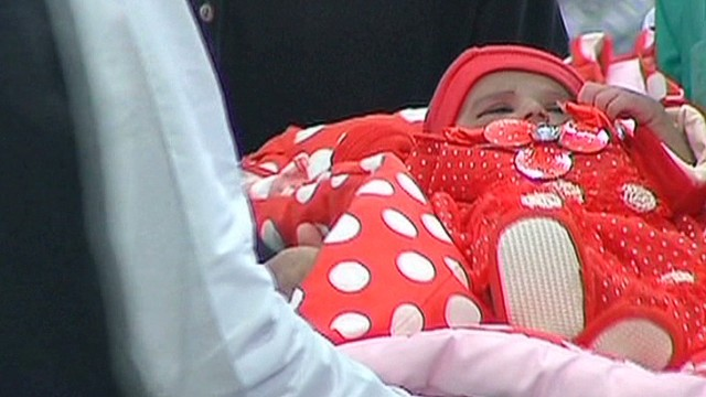 Pakistani TV show gives away babies