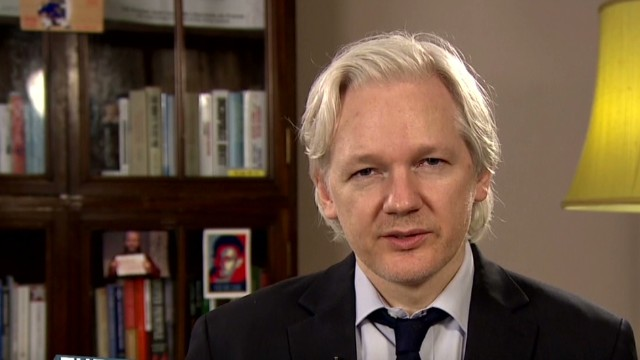 Assange: 'Bradley Manning is a hero'