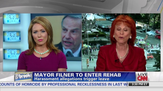 San Diego's mayor headed to rehab