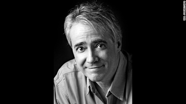 Scott Simon, host of Weekend Edition Saturday on National Public Radio.