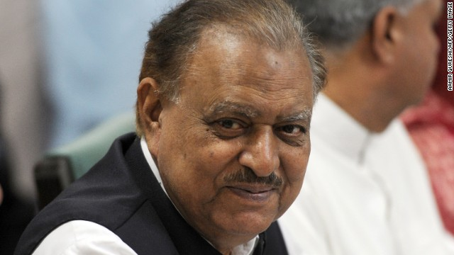 Mamnoon Hussain is elected to the largely ceremonial role in a vote by federal and provincial officials across the country.