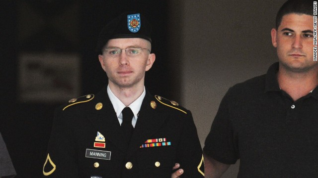 Who is Bradley Manning?