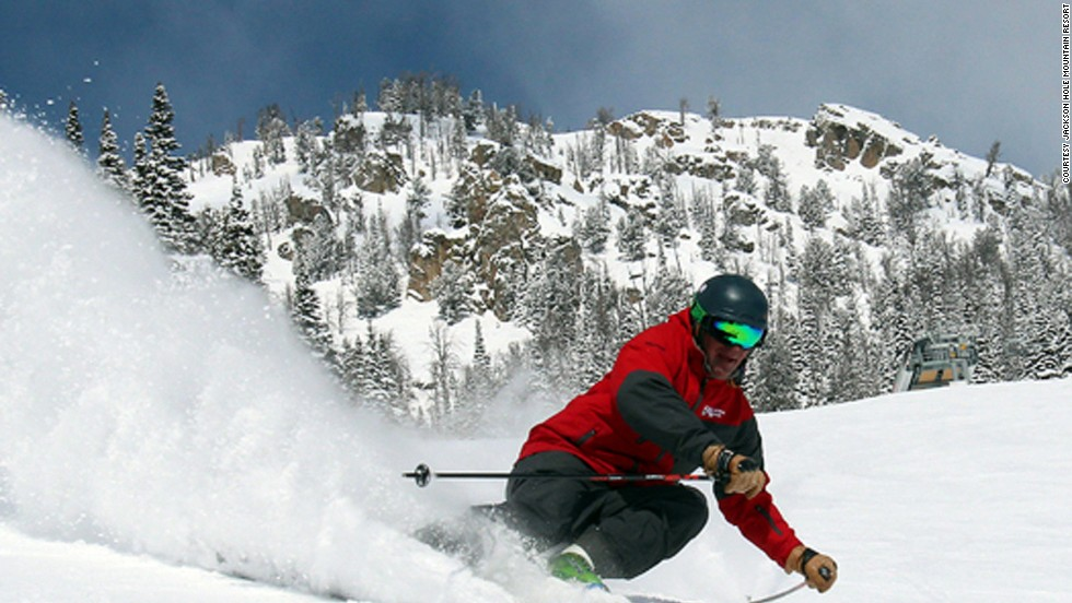 In 1994, Olympian Tommy Moe won gold and silver in the same Winter Games -- before he had a Super Nintendo game named after him. Today, Moe avails himself to the intermediate-to-expert skiing public at Jackson Hole Mountain Resort as a Ski Ambassador.