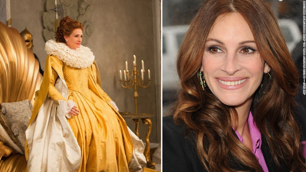 "Julia Roberts only made one film last year but the other Snow White remake, ""Mirror Mirror"" helped landed the well-known superstar on the recent Forbes list with earnings of $10 million."