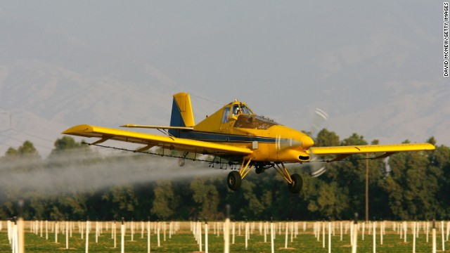 EPA won't ban pesticide chlorpyrifos; is it safe?