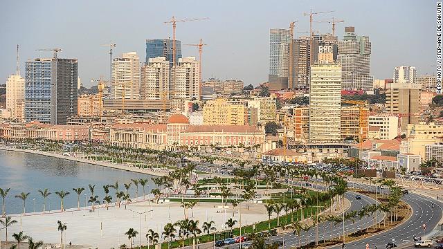 Resultado de imagem para Luanda
