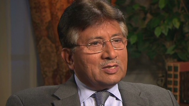 Ex-Pakistani president faces indictment