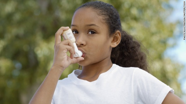 The asthma epidemic levels off for most, not for poor children or kids in the South