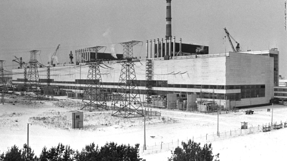 After the Chern... Chernobyl Before 1986