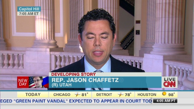 Chaffetz: Security measures go too far