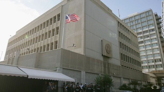 Israel amb. supports US Embassy Jerusalem move