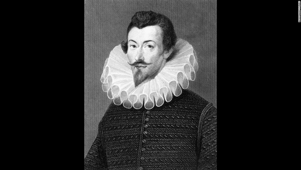 Sir John Harington was an English writer who, in the 1590s, invented the first flushable toilet.