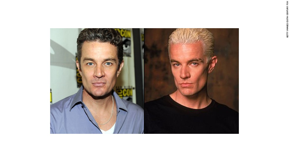 "Whether you loved or loathed Spike, we can all agree that there is no ""Buffy"" without James Marsters' punk vampire. In addition to appearing in the ""Buffy"" spinoff, ""Angel,"" Marsters moved on to TV shows like ""Caprica"" and ""Smallville"" while juggling his music career as a singer-songwriter. His band, Ghost of the Robot, released an album called ""Murphy's Law"" in December 2011."