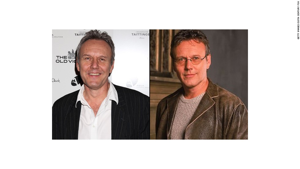 """Head played smartypants Rupert Giles, Sunnydale High's librarian and Buffy's Watcher. He's known best in the States for his sage advice and fatherly instincts, but his career extends far beyond the """"Slayer."""" In addition to dabbling in movies like 2011's """"The Iron Lady"""" and 2013's """"Percy Jackson: Sea of Monsters,"""" Head has appeared in TV series """"Dancing on the Edge,"""" """"Warehouse 13"""" and """"Dominion."""""""