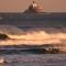 best coastal beaches oregon Tillamook Rock Light