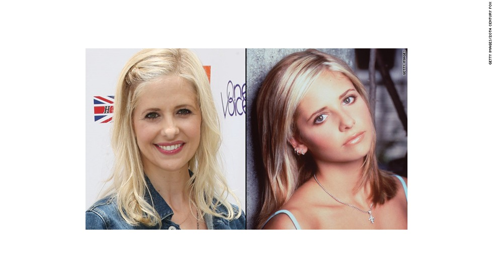 """Gellar was already busy with other roles while she was playing vampire slayer Buffy Summers from 1997 to 2003. The actress was more selective with projects after """"Buffy"""" went off the air, and she also focused on building a family with husband Freddie Prinze Jr. (<a href=""""http://www.people.com/people/archive/article/0,,20138085,00.html"""" target=""""_blank"""">whom she married in 2002</a>). The couple now have two kids together, and Gellar briefly had another starring TV role with the CBS comedy """"The Crazy Ones."""""""
