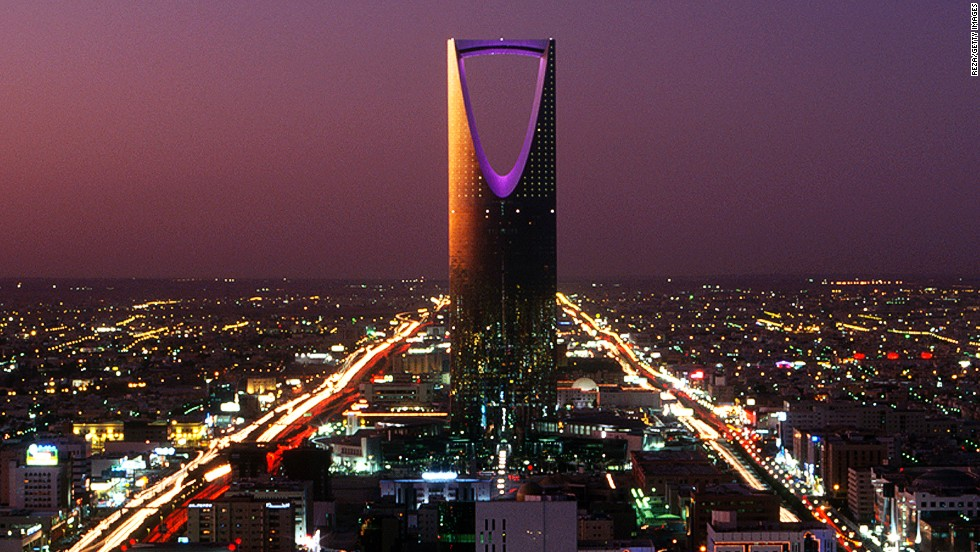 <strong>Height</strong>: 302 meters.<br /><strong>Cost to build</strong>: $1 billion.<strong><br />Completion date</strong>: 2002.<br /><strong>Fast fact</strong>: Riyadh's building code forbids any building to have more than 30 usable floors, but doesn't impose height restrictions.