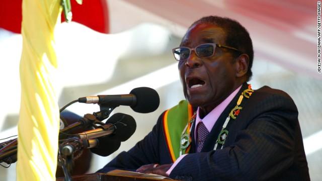 Africa's aging leaders