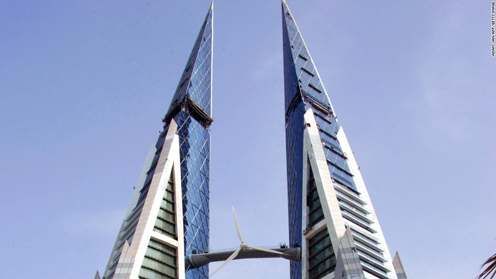 <strong>Height</strong>: 240 meters.<br /><strong>Cost to build</strong>: $150 million.<strong><br />Completion date</strong>: 2008.<br /><strong>Fast fact</strong>: Upon completion, this was the world's first wind-powered mega-structure.
