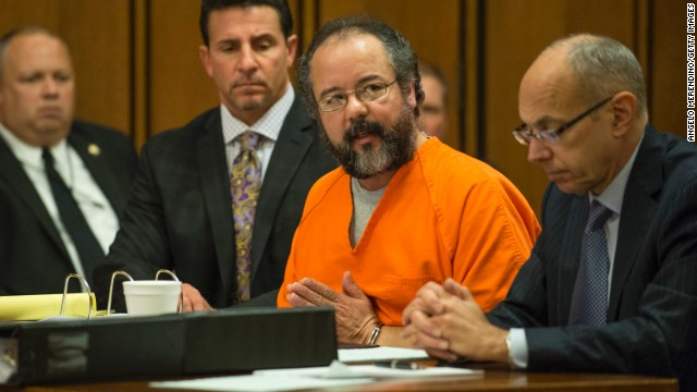 Ariel Castro interrogation tapes