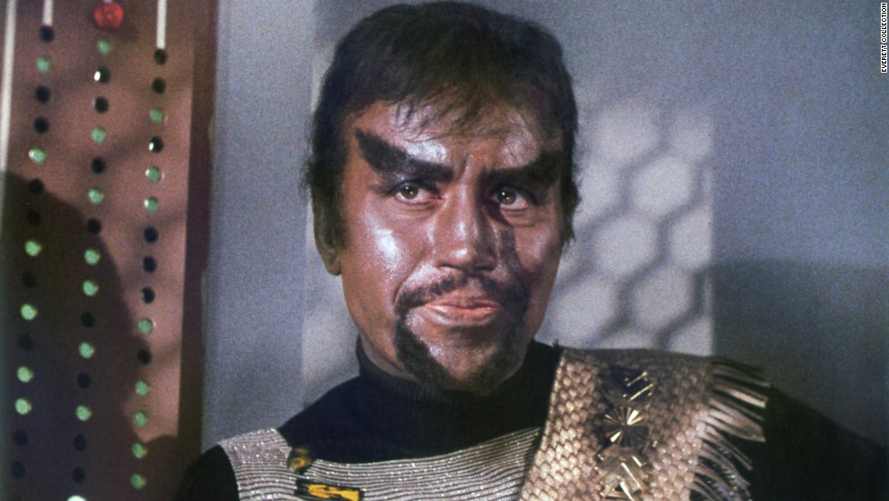 "<a href=""http://www.cnn.com/2013/08/03/showbiz/star-trek-actor-dies/index.html"" target=""_blank"">Michael Ansara</a>, the character actor best known for playing three iterations of Klingon leader Kang in different ""Star Trek"" series, died Wednesday, July 31. He was 91."