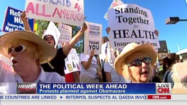 The political week ahead