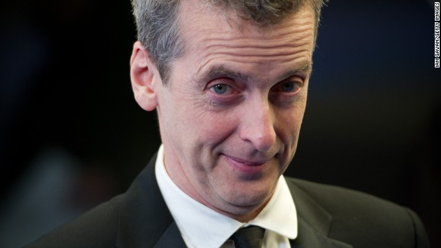 Fan: Capaldi born to play 'Doctor Who'
