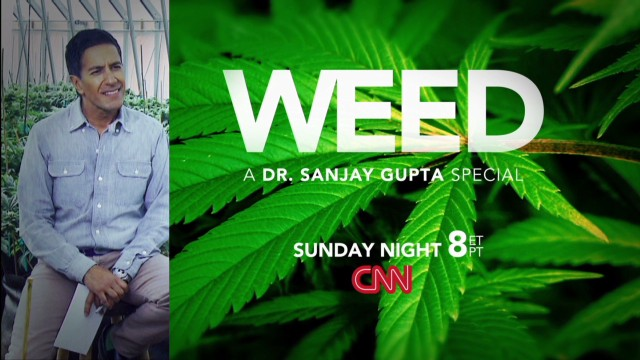 WEED: A Dr. Sanjay Gupta Special