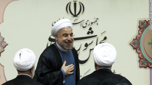 U.S. relations with Iran changing?