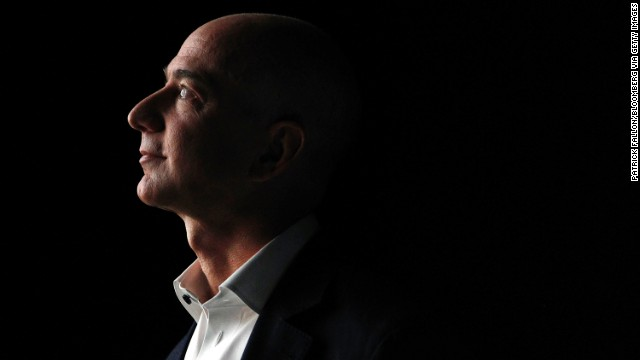Amazon CEO unveils new Kindle Fires