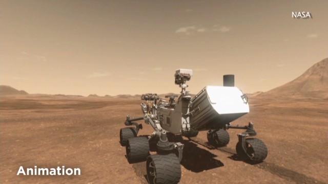 Curiosity on Mars: A year of exploration