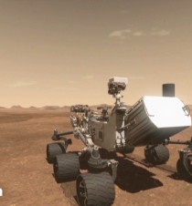 cnn mars rover picture penny - photo #33