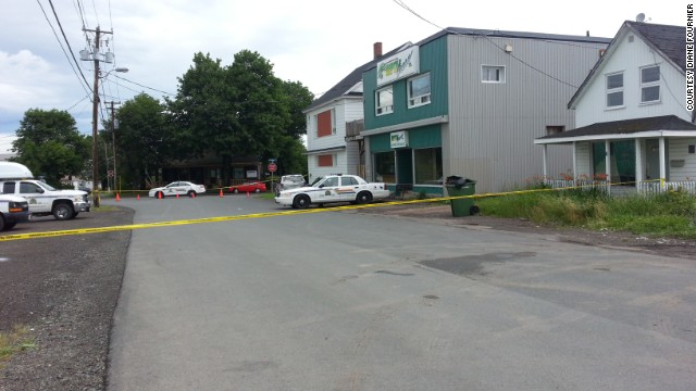 Two young boys appear to have been strangled to death while sleeping above a pet store in Campbellton, New Brunswick.