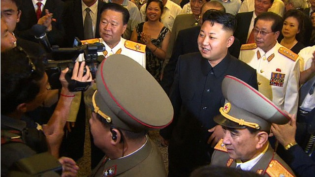 Behind the scenes of N. Korean media tour