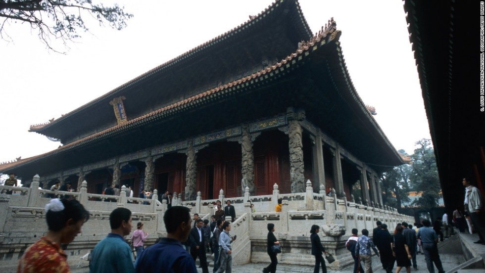After the death of Confucius in 479 BC, the Great Temple of Confucius was built in his hometown of Qufu, China.