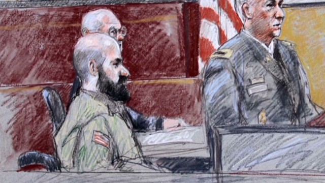Fort Hood shooter rests his case