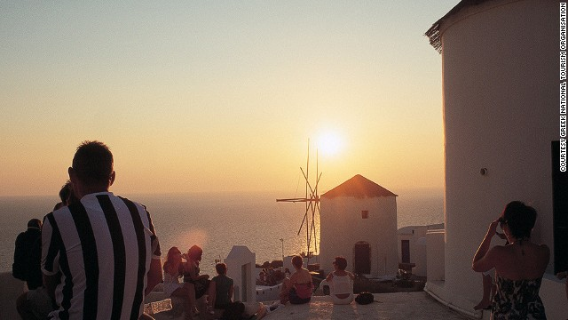 Which Greek island should you go to?