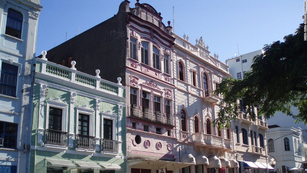 """<strong>1. Florianopolis, Brazil</strong><strong><br />Score: </strong>95.8<br />The city was highly regarded for its friendly locals and fabulous scenery. """"The area was stunningly beautiful,"""" said one respondent."""