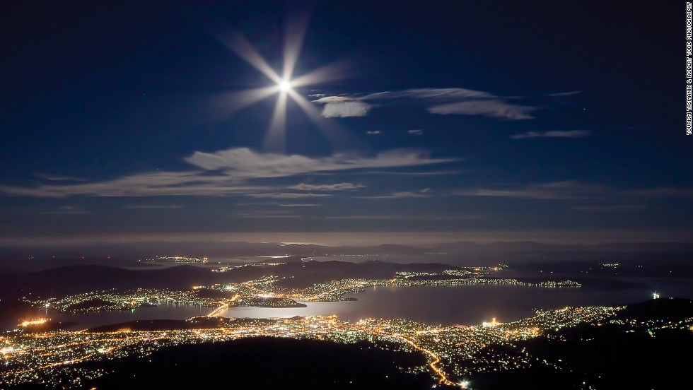"""<strong>2. Hobart, Tasmania</strong><strong><br />Score: </strong>95.4<br /> """"The most beautiful country and people,"""" one reader said."""