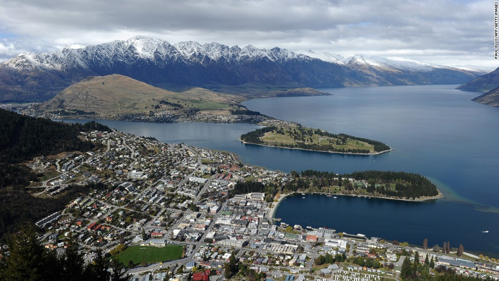 "<strong>4. Queenstown, New Zealand</strong><strong><br />Score: </strong>91.8<br />""Excellent outdoor vibe,"" ""down-to-earth, nice people,"" ""a feast for the eyes and the palate"" and ""a tranquil and peaceful town,"" were some of the comments from Conde Nast Traveler's pollees. New Zealand hasn't had as much love since the ""Lord of the Rings"" trilogy."