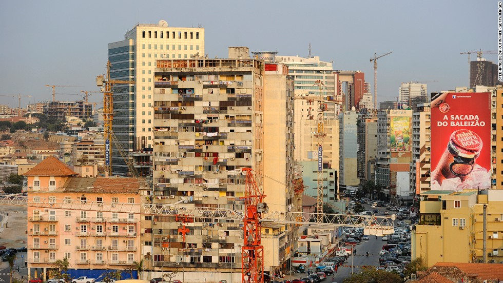 "<strong>4. Luanda, Angola</strong><strong><br />Score: </strong>25<br />The city has ""construction everywhere with signs of basic poverty next to enormous wealth,"" according to one reader."