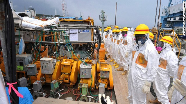 Fukushima radiation worse than expected